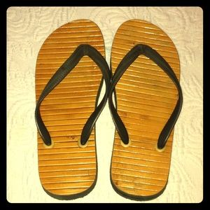 6f1c9ff284f65 J. Crew Shoes - J.Crew bamboo flip-flops